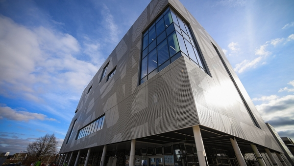 Toshiba Air Conditioning Delivers Outstanding Indoor Environment for Solent University's New Sports Complex