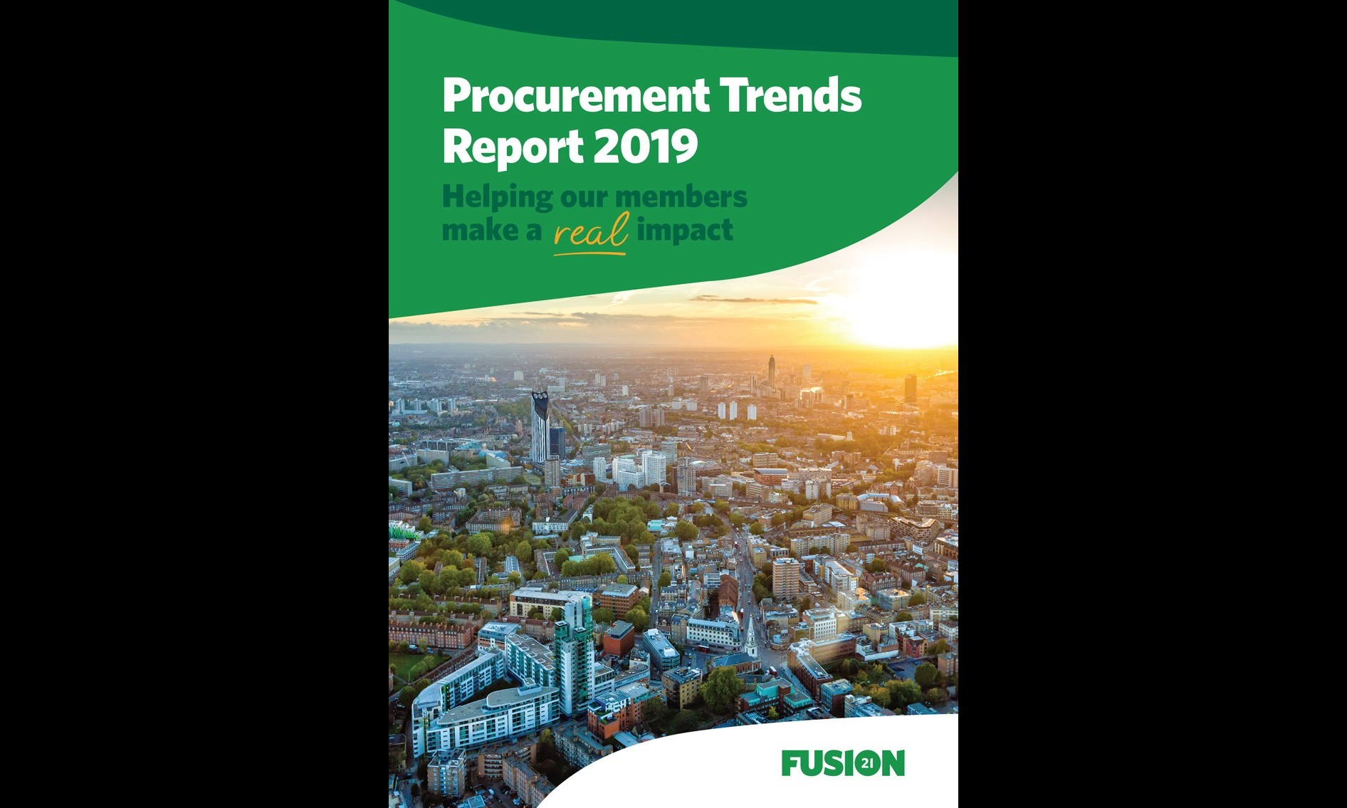 Fusion21 research reveals procurement professionals under pressure to procure at lowest price