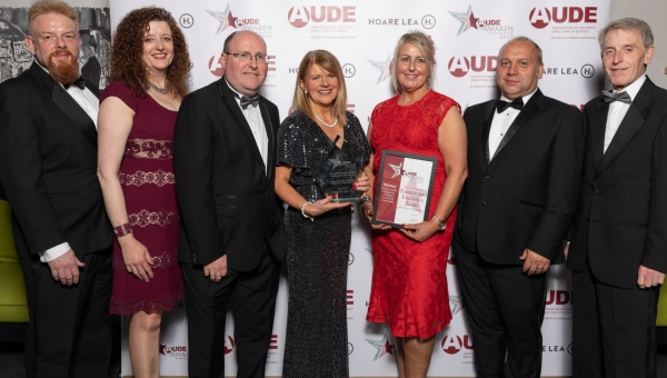 AUDE Awards 2019
