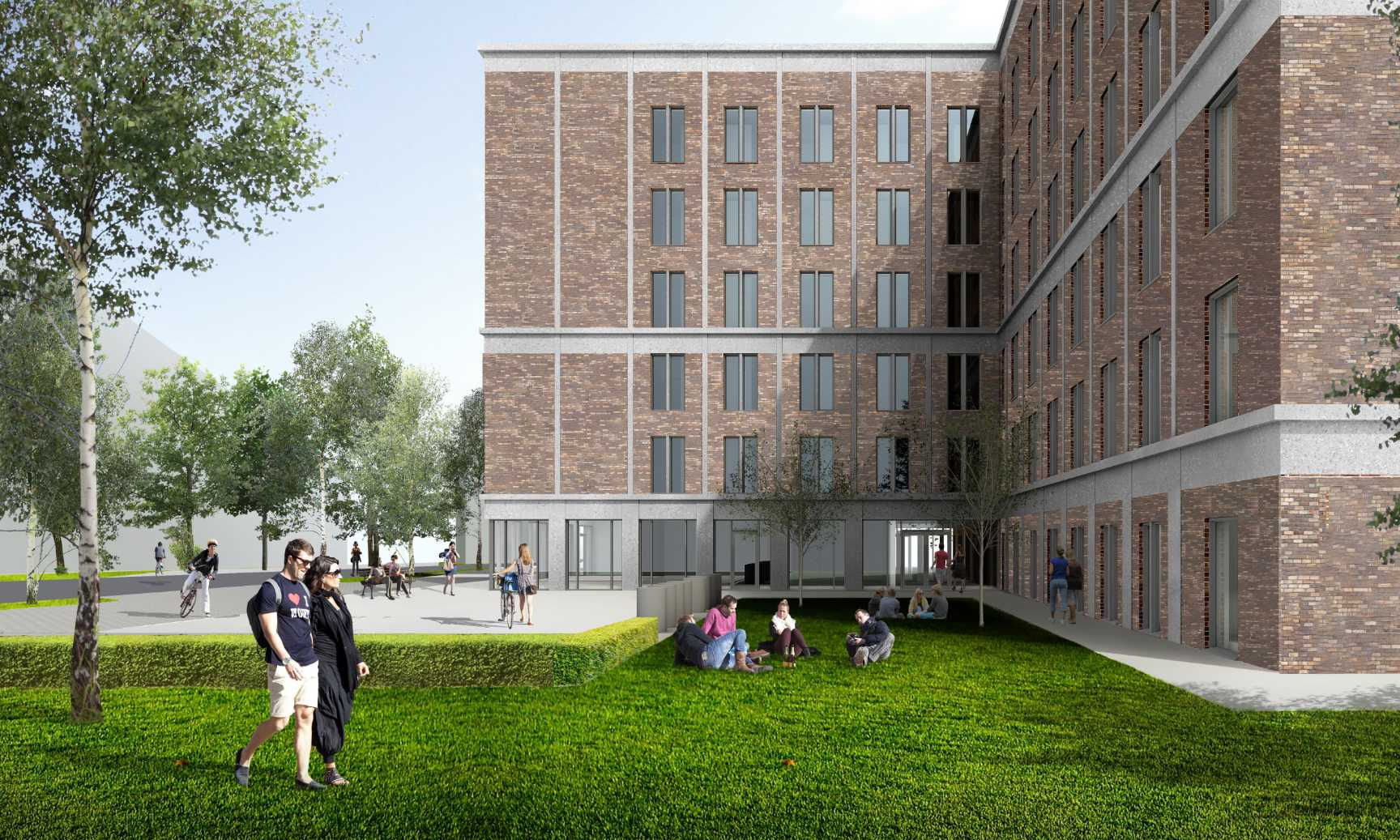 Purchase of 198 bed student accommodation development site on London Road, Edinburgh