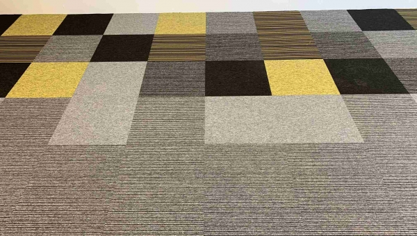 Bostik demonstrates the art of flooring at University of Suffolk