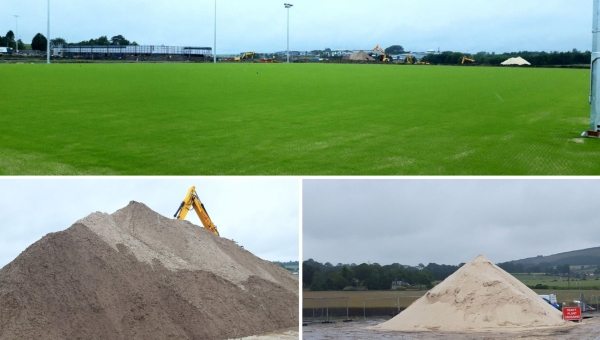 Aggregate Industries provides the base for Aberdeen FC development