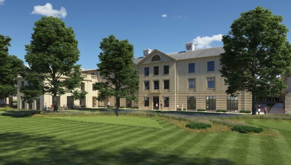 Gilbert-Ash appointed to deliver £17M construction project at Trinity College