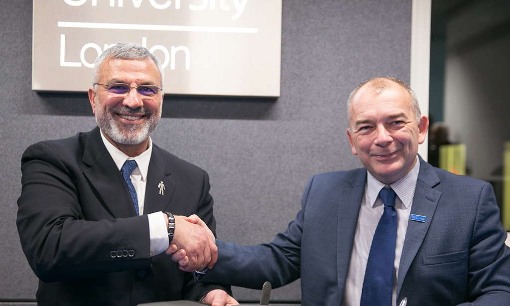 Coventry University signs agreement to open new campus in Morocco