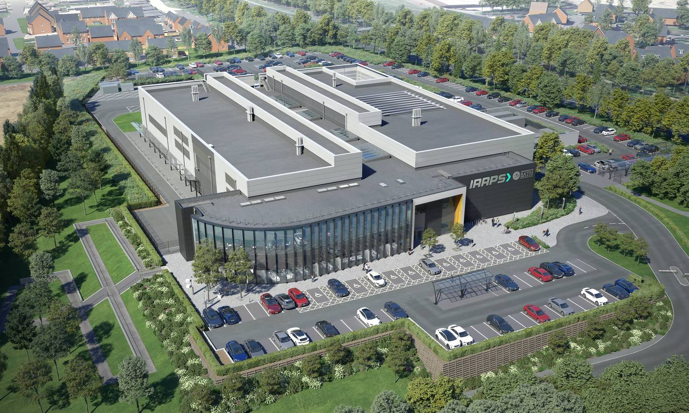 SES Engineering Services wins £12.5m contract for University of Bath high-tech facility