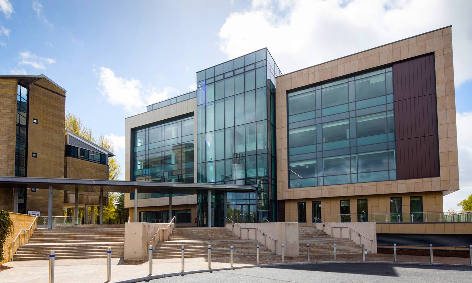 Bath University facility managers study air conditioning changes