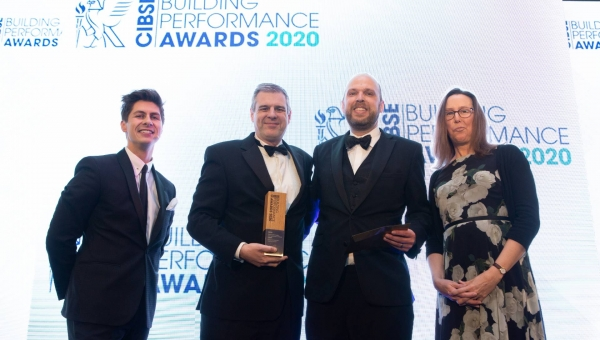 CIBSE Buildings Performance Awards success for Hysopt HVAC Design Software