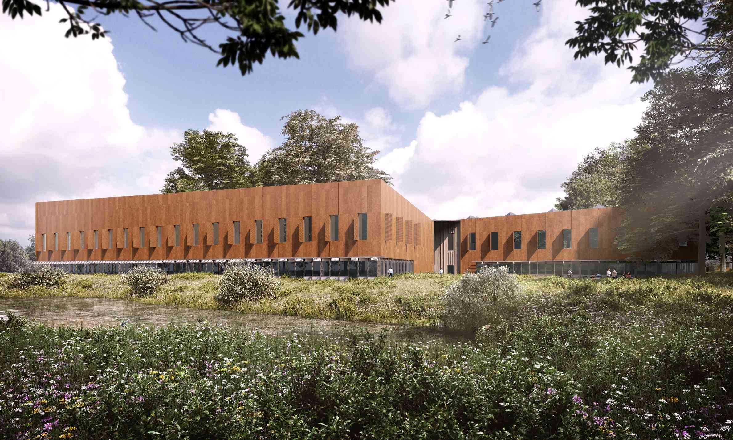 New 32,000 sq ft Hybrid Sci-Tech Building Being Developed at Harwell Campus