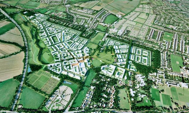 Opportunity for residential housing partners to invest in the future expansion of Cambridge